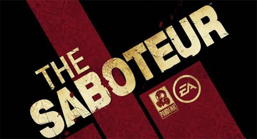 Сохранение для The Saboteur