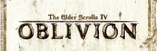 Сохранение для The Elder Scrolls 4: Oblivion