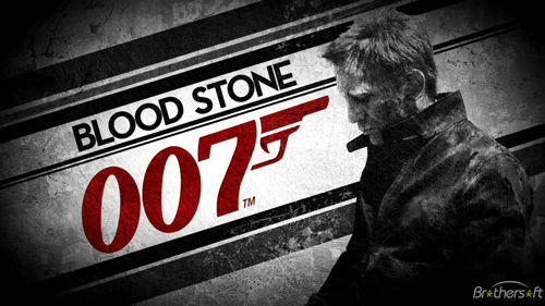 Сохранение для James Bond 007: Blood Stone