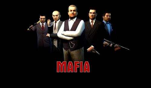 Сохранение для Mafia