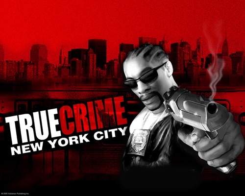 Сохранение для True Crime New York City