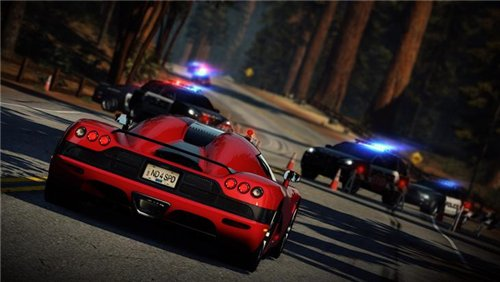 Рецензия на игру Need for Speed: Hot Pursuit (2010)