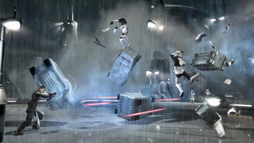 Рецензия на игру Star Wars: The Force Unleashed 2