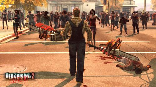 Рецензия на игру Dead Rising 2