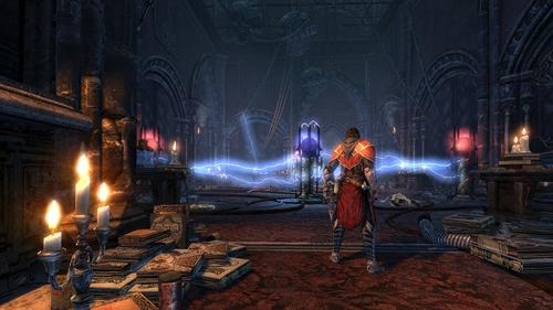 Рецензия на игру Castlevania: Lords of Shadow