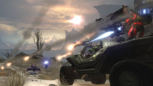Рецензия на игру Halo: Reach