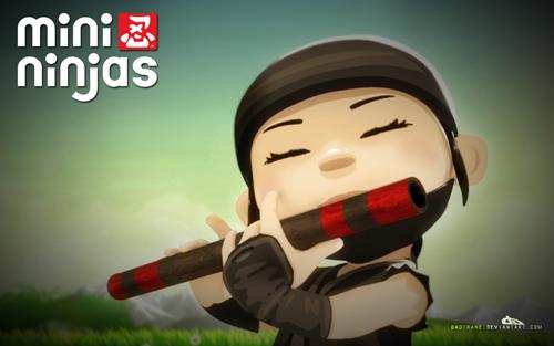 Сохранение для Mini Ninjas