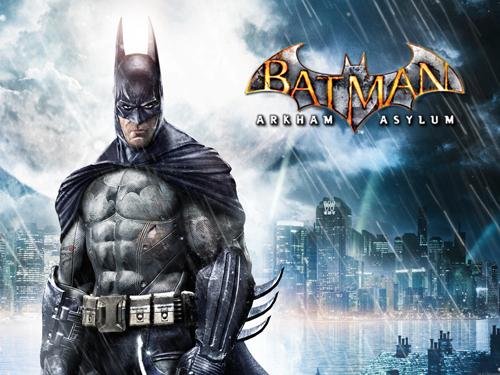 Сохранение для Batman: Arkham Asylum