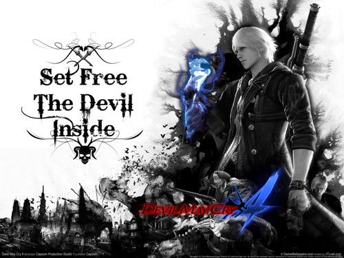 Сохранение для Devil May Cry 4