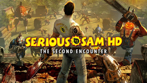 Сохранение для Serious Sam: HD The Second Encounter