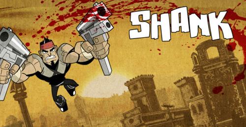 Сохранение для Shank