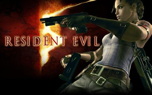 Сохранение для Resident Evil 5