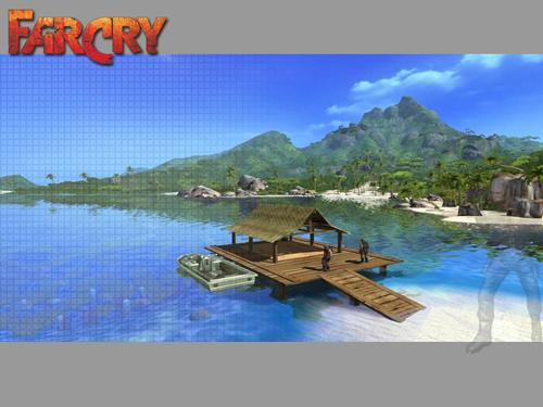 Сохранение для Far Cry