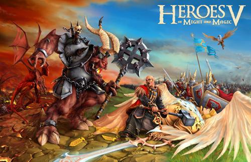 Сохранение для игры Heroes of Might and Magic 5 Игра пройдена на 100