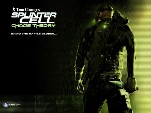 Сохранение для Splinter Cell: Chaos Theory