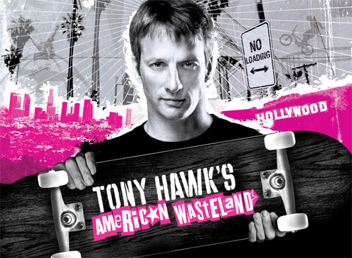 Сохранение для Tony Hawk's American Wasteland