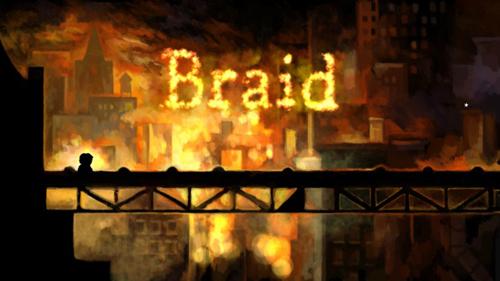 Сохранение для Braid
