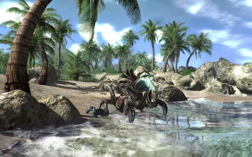 Рецензия на игру Two Worlds 2