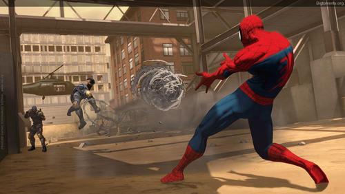 Рецензия на игру Spider-Man: Shattered Dimensions