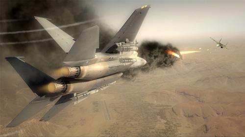 Рецензия на игру Tom Clancy's H.A.W.X. 2