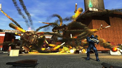 Рецензия на игру Crackdown 2
