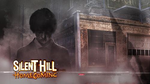 Сохранение для Silent Hill: Homecoming