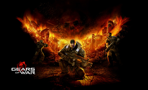 Сохранение для Gears of War