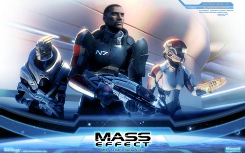 Сохранение для Mass Effect
