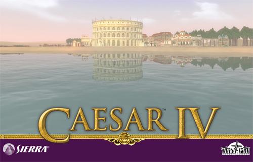 Сохранение для Caesar 4