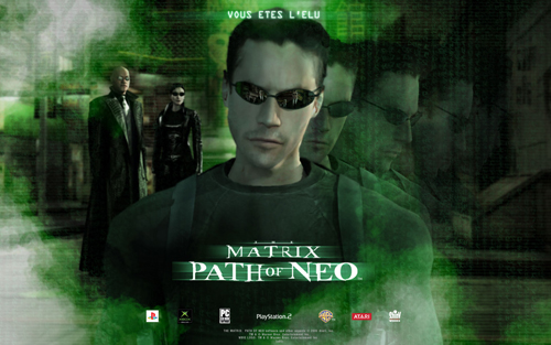 Сохранение для The Matrix: Path Of Neo