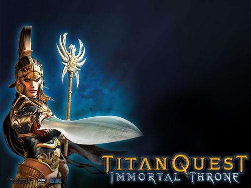 Сохранение для Titan Quest: Immortal Throne