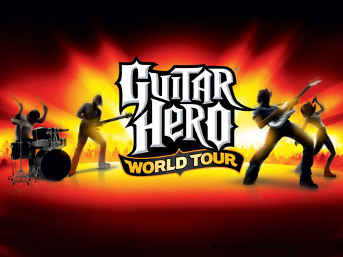 Сохранение для Guitar Hero: World Tour
