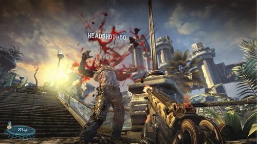 Рецензия на игру Bulletstorm