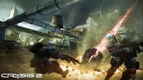 Рецензия на игру Crysis 2