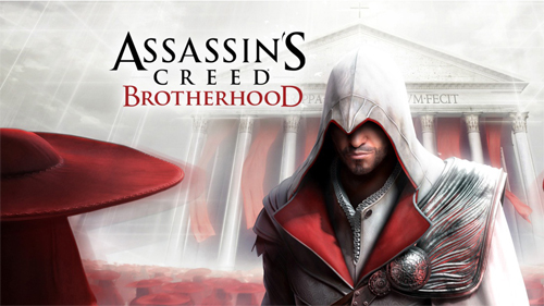 Сохранение для Assassin's Creed: Brotherhood