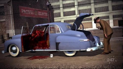 Рецензия на игру L.A. Noire