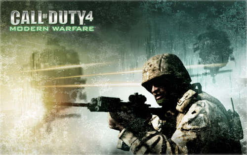 Сохранение для Сall of Duty 4: Modern Warfare