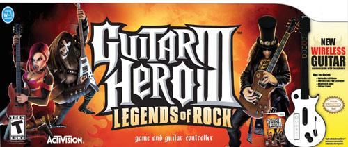 Сохранение для Guitar Hero 3: Legends of Rock