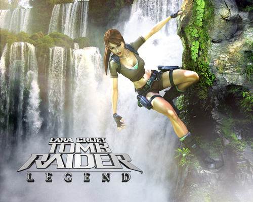 Сохранение для Tomb Raider: Legend