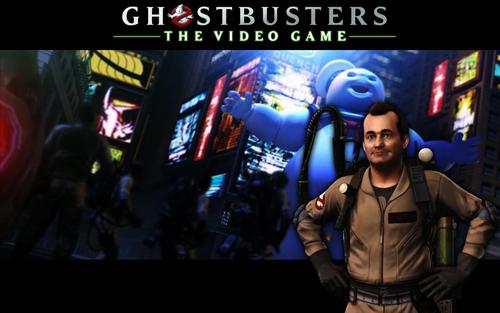 Сохранение для Ghostbusters