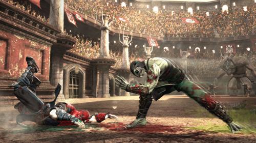 Рецензия на игру Mortal Kombat (2011)