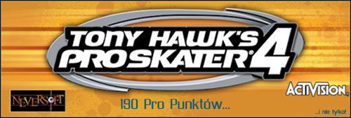 Сохранение для Tony Hawk's Pro Skater 4