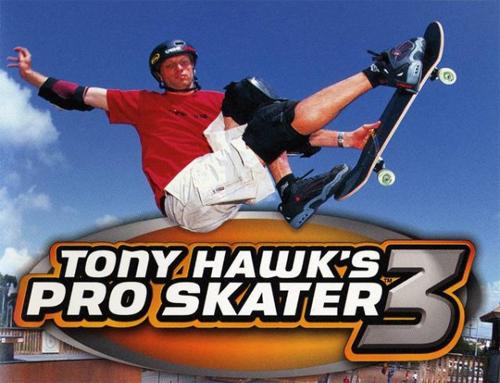 Сохранение для Tony Hawk's Pro Skater 3
