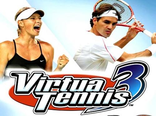 Сохранение для Virtua Tennis 3