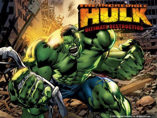 Сохранение для The Incredible Hulk