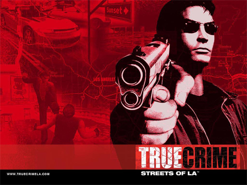 Сохранение для True Crime Streets of LA