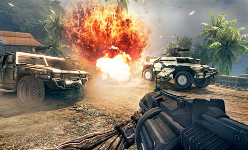Рецензия на игру Crysis Warhead