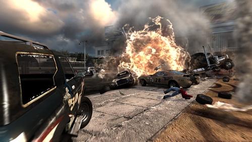 Рецензия на игру FlatOut Ultimate Carnage