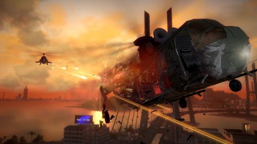 Рецензия на игру Just Cause 2