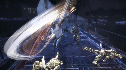 Рецензия на игру X-Men Origins: Wolverine